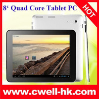 China 100% Original Android Tablet PC 8 inch Tablet Games Free Download Action Quad-Core Android 4.2 OS M818