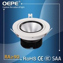 cob LED down light Recessed ceiling lamp LED Downlight 40w high bright