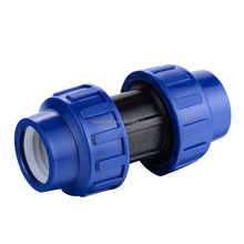 all kinds pp compression fittings for irrigation water pipe