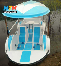 Best quality water bike pedal boat for sale