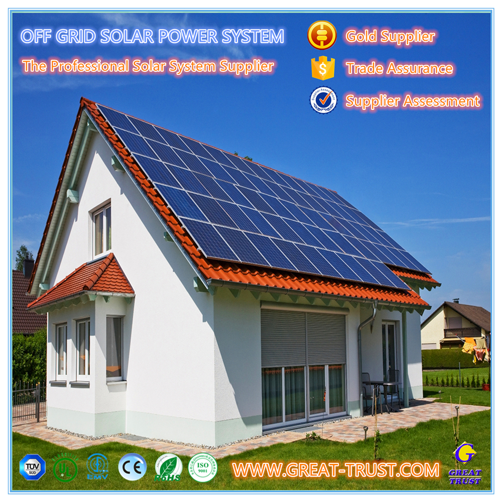 High efficiency 1kw,2kw,3kw,5kw,10kw,50kw,100kw,500kw 10kw solar power air conditioner system with low price