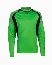 Hight quality custom goalkeeper shirt, blank goalkeeper jersey, goalkeeper football uniform