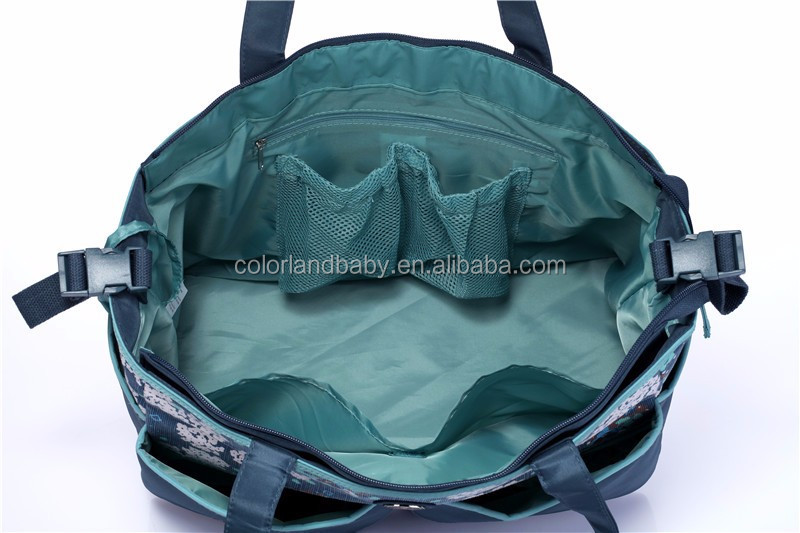 designer backpack diaper bag q5o0  Colorland Innovative Designer Factory Specious compartment Infant Baby Diaper  Bag