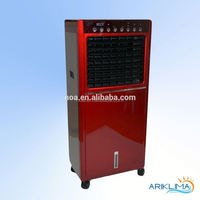 Low consumption portable cabinet cooling fan with thermostat CE certified ARICOOL2H