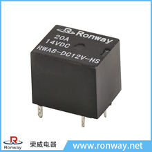 Competitive price Ronway top quality RWA8-DC24V-HS 24V 20A motorcycle relay