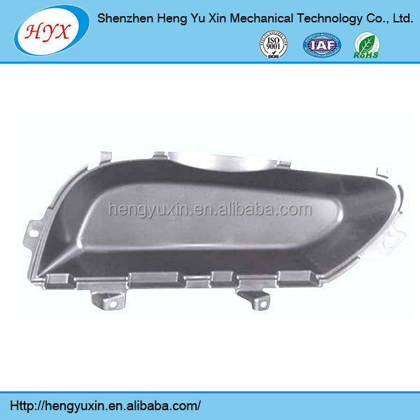 Useful custom ABS injection molded plastic auto parts