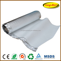 eco laminate pe foam underlay vapor barrier