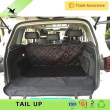 TAILUP Fashion quilting short non slip dog beds design pet car seat cover