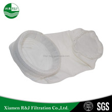 PTFE Filter Bag For Coal Fired Boiler /Steel Plant Dust Collector Bag House Filter/ 750GSM PTFE Filter Bag for Dust Filtation