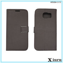 Luxury PU Leather Flip Cover Cell Phone Case For iPhone 6
