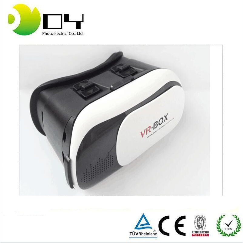 OEM Most selling product in alibaba vr box 2.0 3d vr glasses virtual reality box type and polarized