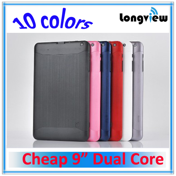 cheap price with high quality Dual core 8GB 9 inch tablet pc smart pad