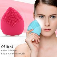 facial beauty sonic face brush magic instrument