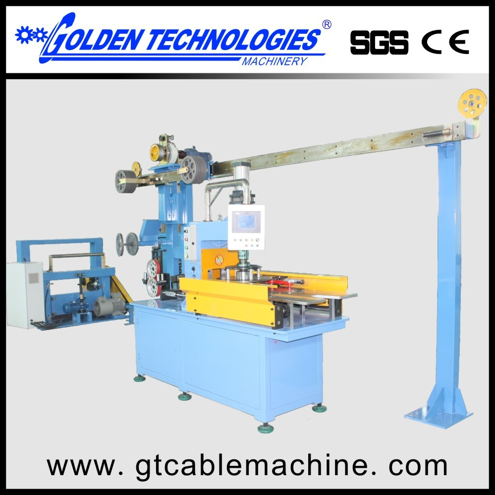 Wire And Cable winding equipment