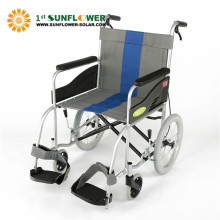New design chrome plating wheelchair with high quality