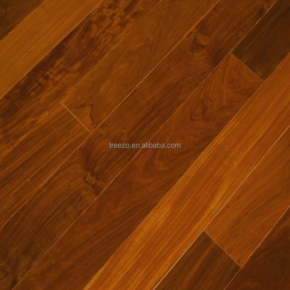 Ipe engineered wood flooring