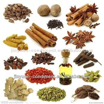 we produce all kinds of spices