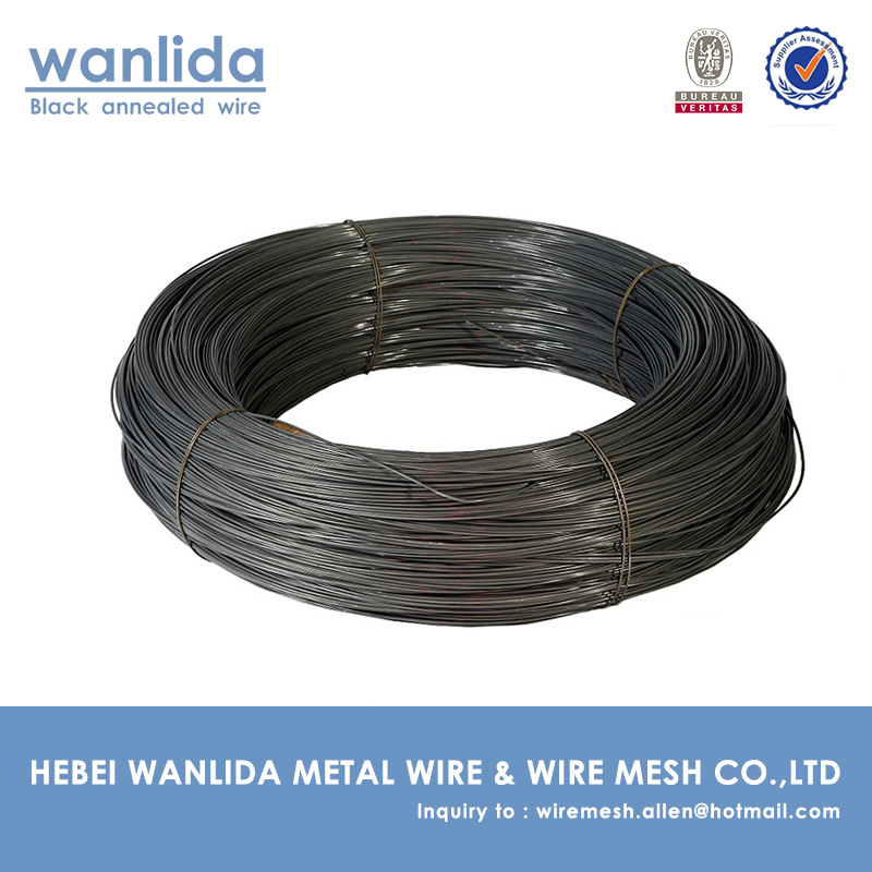 14 Gauge Binding Wire Coils & Construction Annealed Tie Wire