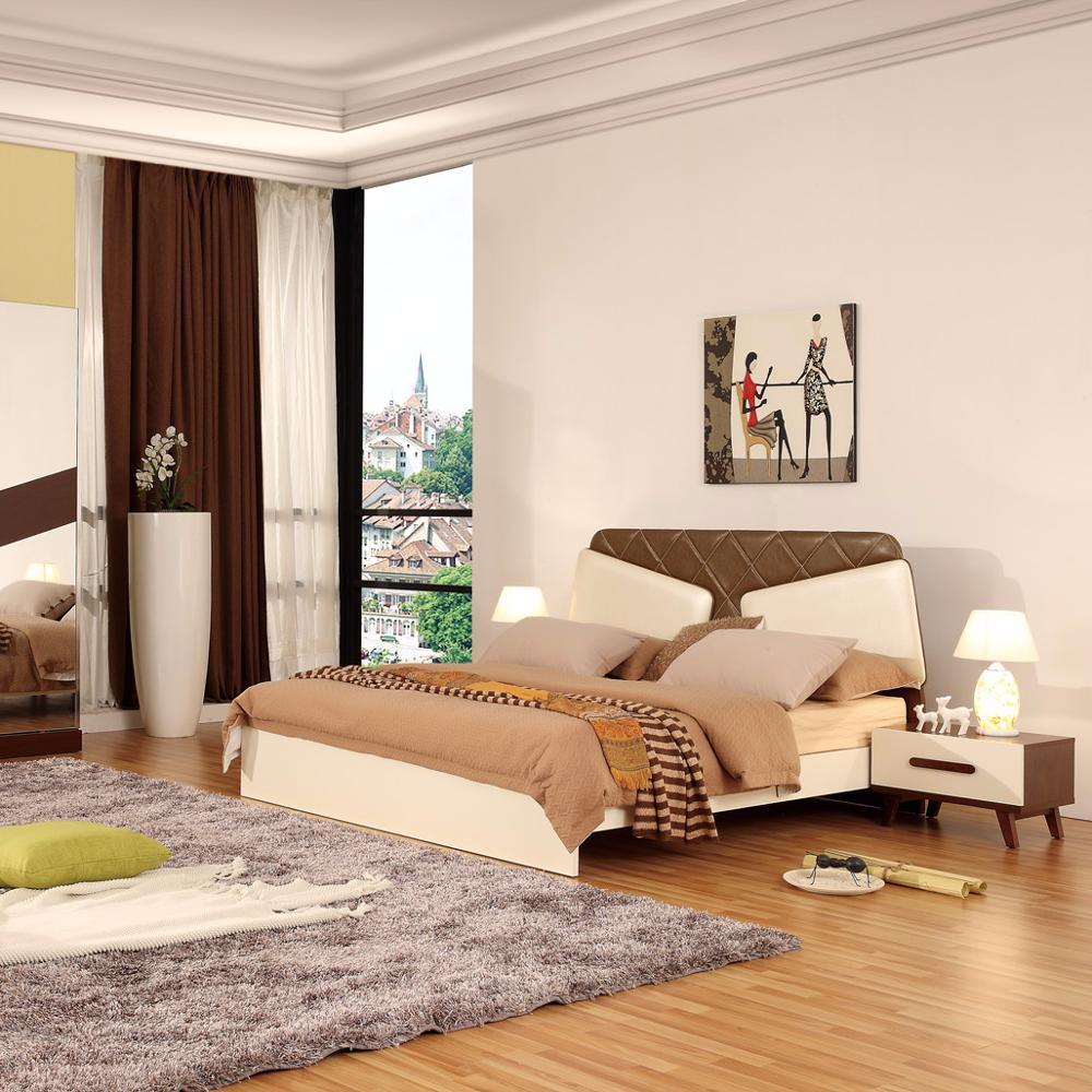 Modern Wooden Sliding Door Wadrobe Bedroom Furniture/ Home Furniture ...