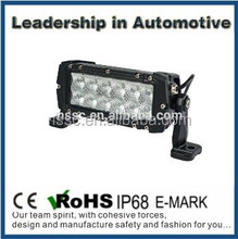 NSSC high quality wholesale 36W 2r06 LED light bar led flashing light bar