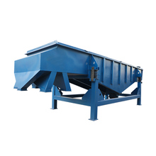 SZF Linear Mining Coal Sand Vibrating Screen Machine