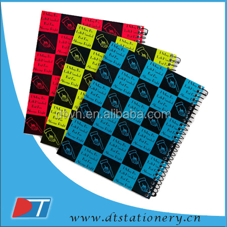 spiral notebook insertable paper