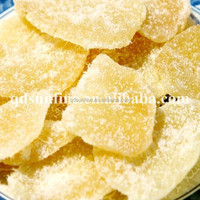 Chinese New Dried Crystallized Ginger Slices