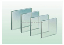 Protective xray lead glass