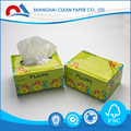 Small Box Facial Tissue