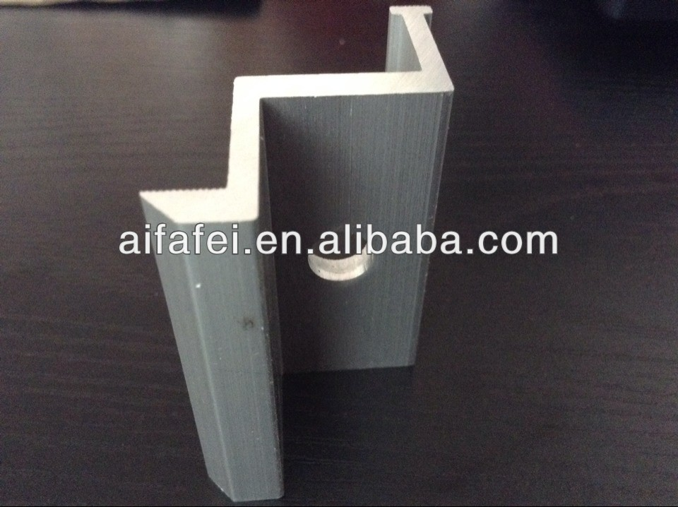 40mm solar clamp in stock for solar panel installation