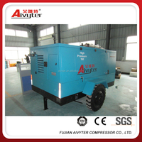 Wholesale From China Airman Portable Screw Air Compressor For Mining