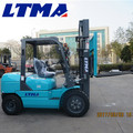 LTMA new design forklift 3 ton diesel forklift with truck price
