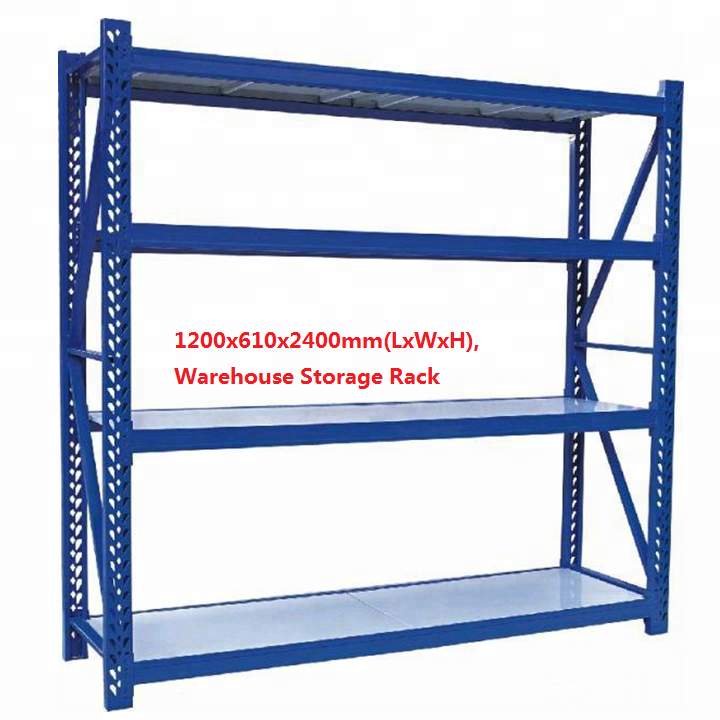 China suppliers construction material Q235 powder coating Steel heavy duty warehouse storage <strong>rack</strong>