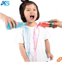 Children Dry Fit Clothing Water Resistant blank Showlands Nano Technology Hydrophobic Fitness T Shirt
