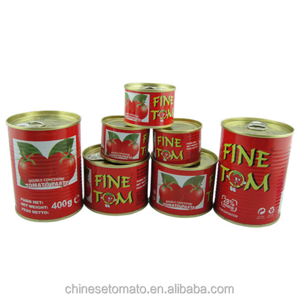 70g-2200g gino tin tomato paste in Ghana, Nigeria
