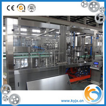 Automatic 3-In-1 Automatic Table Carbonated Beverage Filling Machine/Bottling Equipment For Alcohol Drink