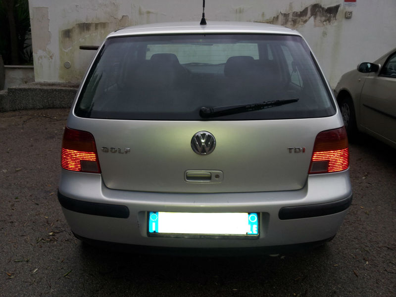 Golf 4 fourth series