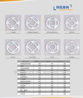 best sell Indonesia series motorcycle spare part sprocket and chains