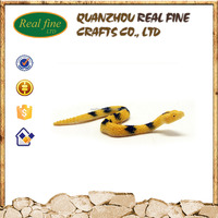 resin snake animal figurines