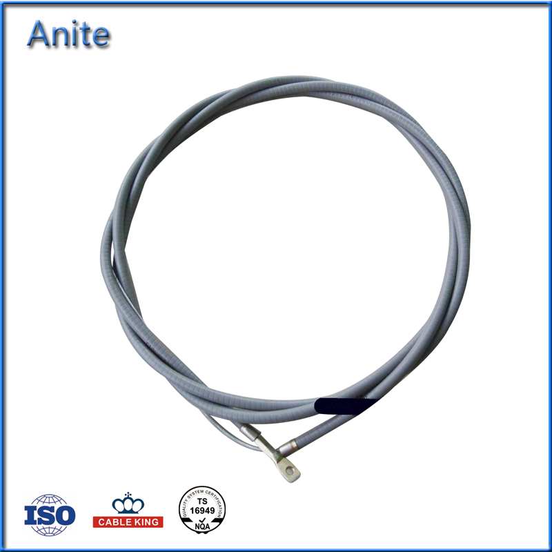 Wholesale Price BAJAJ Tricycle Reverse Gear Cable Motorcycle Cable Parts