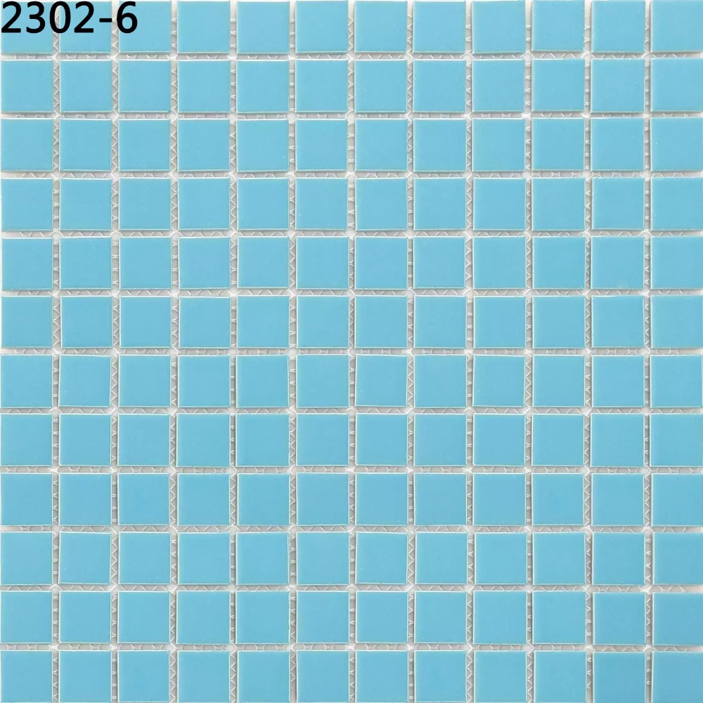 23X23 mosaic marble hexagon mosaic tile Swimming pool tile