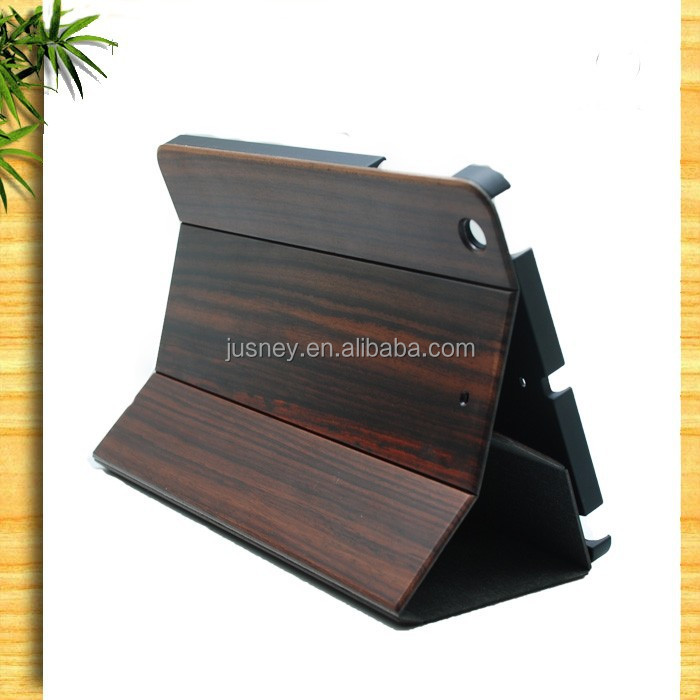 2014 for wooden pad cover case/new arrive for ipad cover