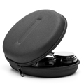 Newest design EVA headset case, headphone bag, earphone carrying case