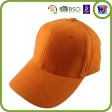 2016 New Fashion Customize 100% cotton Baseball Cap,promotion Sports Cap