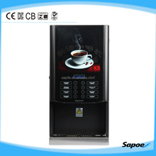 Saeco automatic bianchi coffee machines with 8 selections