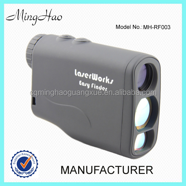 Minghao golf measuring device watching camera laser range finder