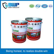 Non-curable rubber asphalt waterproof coating