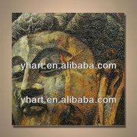Handmade Modern art picture india painting art