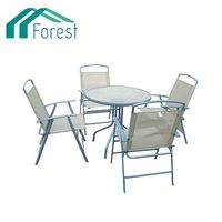 SGS Approved Hot Selling rust proof patio furniture