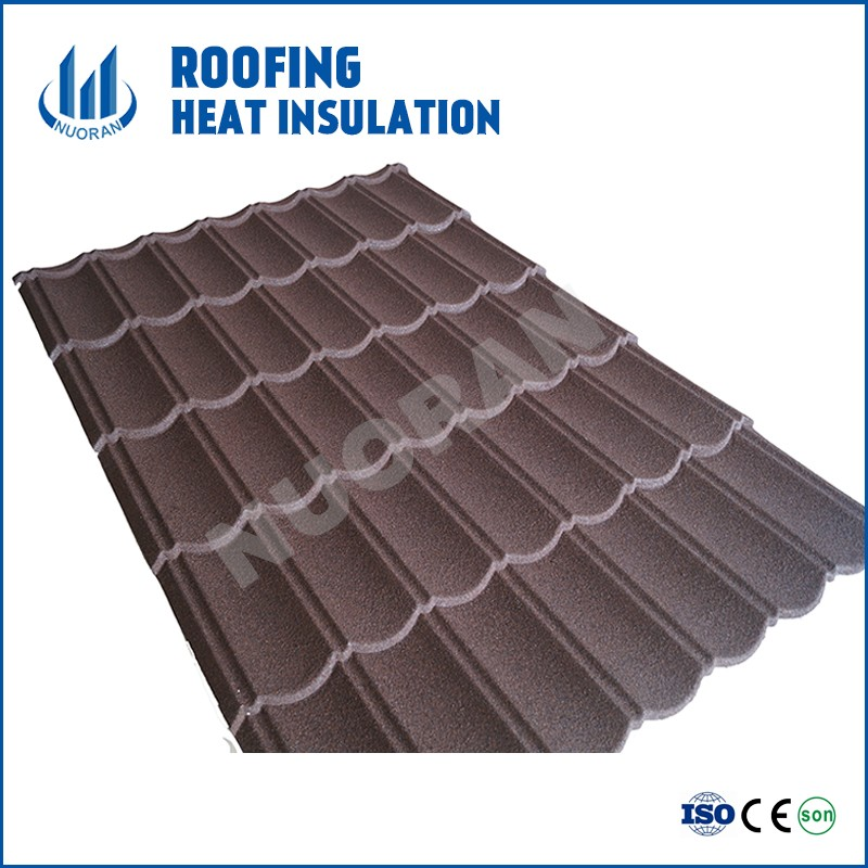 New Building Material Sheet Kerala Metal Roof Tile Price